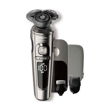 【Philips 飛利浦】乾濕兩用三刀頭電鬍刀/刮鬍刀 SP9860