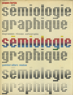 古書古本 Totodo: Jaques Bertin: Semiologie Graphique: Les