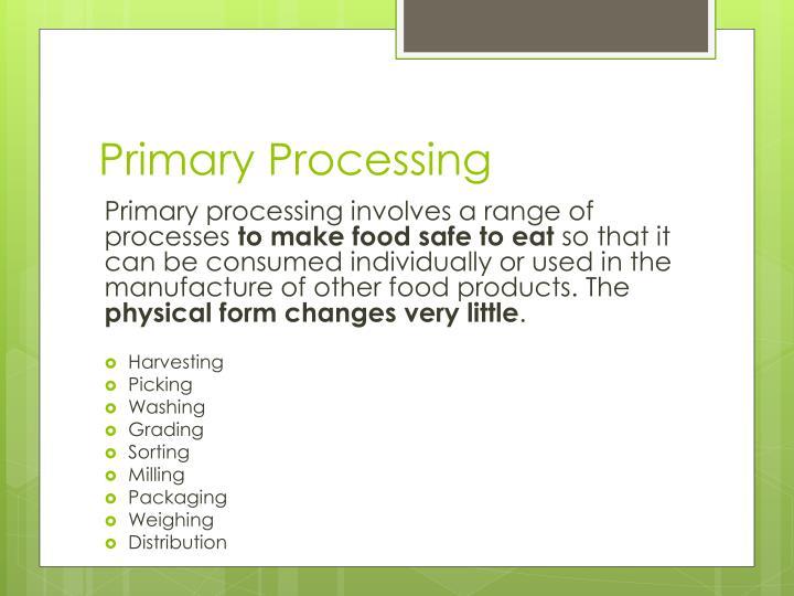 Edible Example Physical Change
