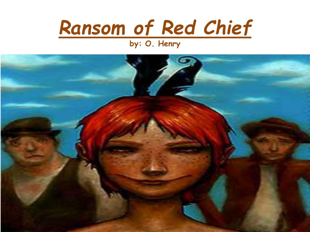 The Ransom Of Red Chief Characters Short Story The