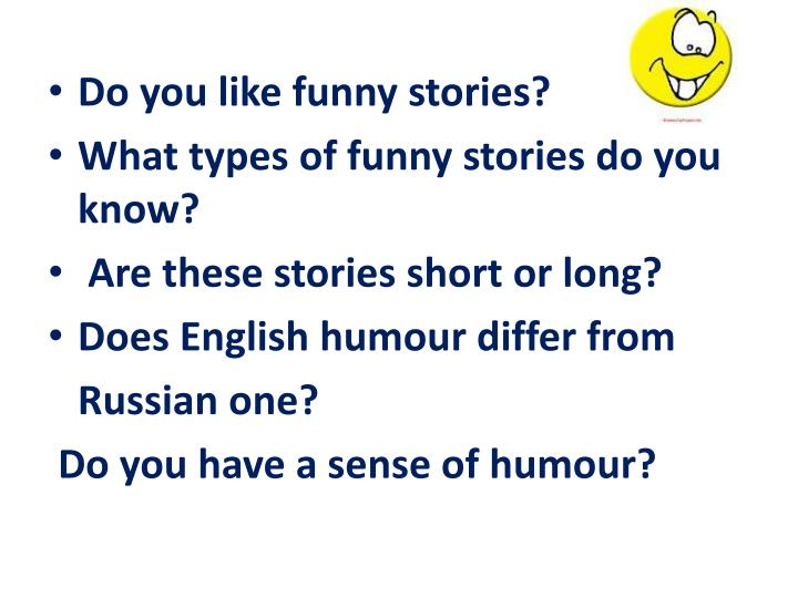 English Humour Resources For Students And Teachers From