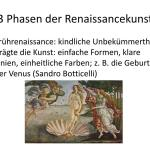 Ppt Renaissancekunst Powerpoint Presentation Free Download Id 2780508