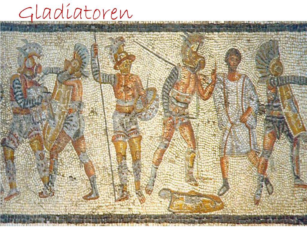 Essen Der Gladiatoren
