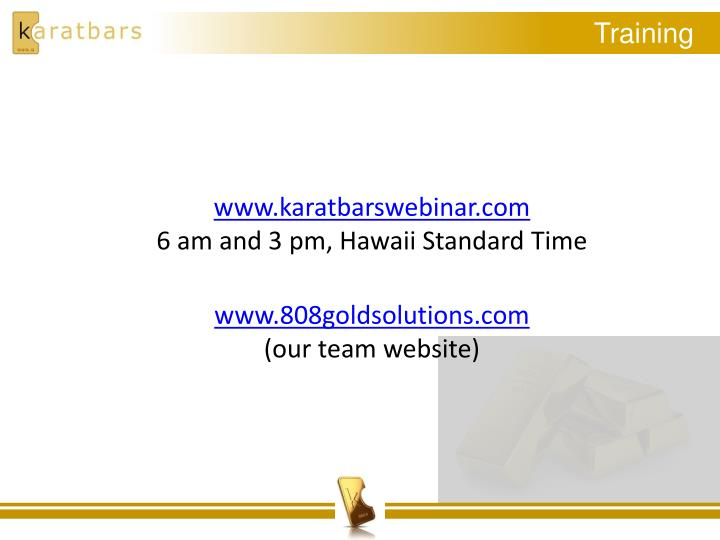 PPT Aloha And Welcome To Our Presentation Please Be