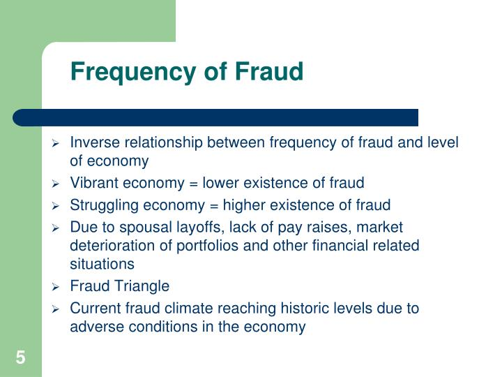 PPT Fraud Prevention Policies And Procedures PowerPoint Presentation ID3025307