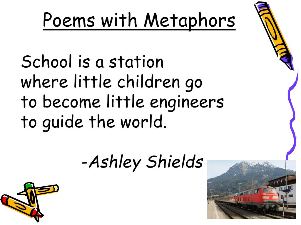 Poems With Similes For Kids