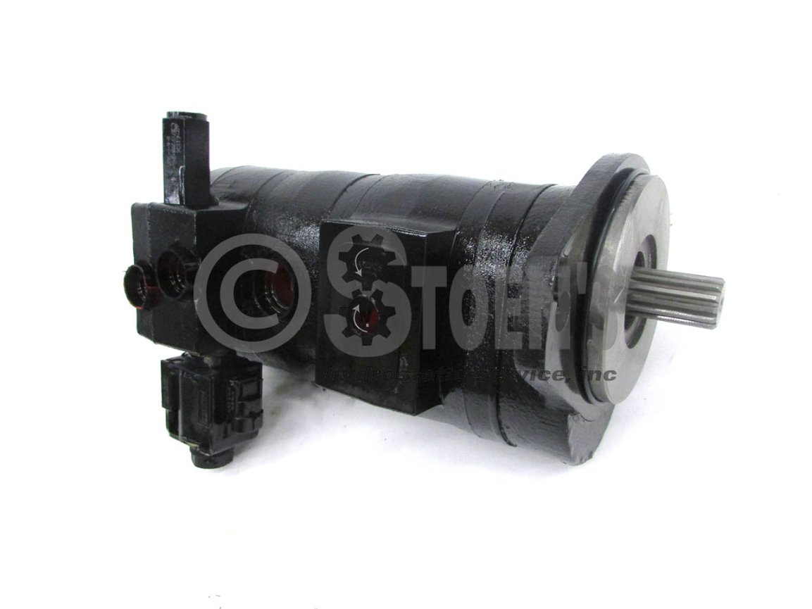 Turolla Triple Gear Pump
