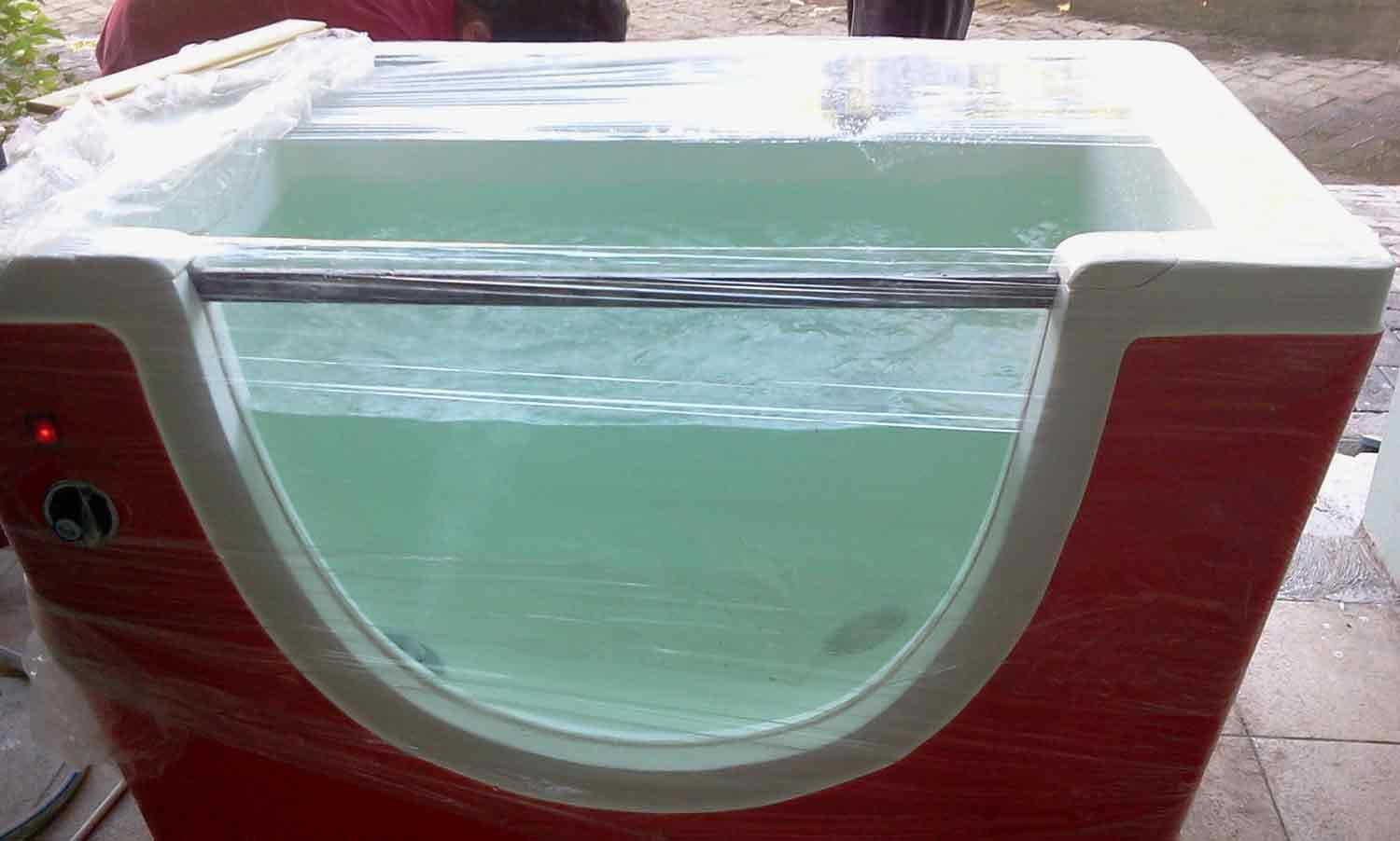Sell Bathtub Jacuzzi Pijat Hydrotherapy From Indonesia By CV Sejahtera BersamaCheap Price