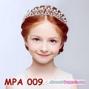 Sell Aksesoris Mahkota Sanggul Pesta Anak Putri L Crown Rambut