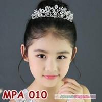 Sell Aksesoris Mahkota Pesta Anak L Crown Tiara Sanggul Rambut Putri