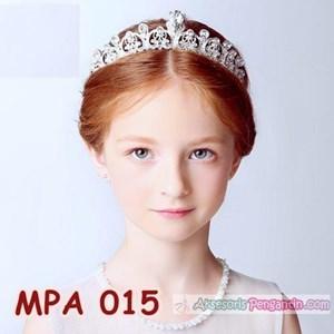 Sell Crown Mahkota Pesta Anak Modern L Aksesoris Rambut Sanggul
