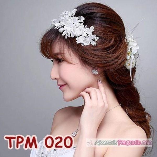 Sell Aksesoris Sanggul Pesta Pengantin Modern L Tiara Rambut Wedding