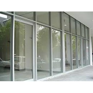 Sell Aluminium Glass Partitions