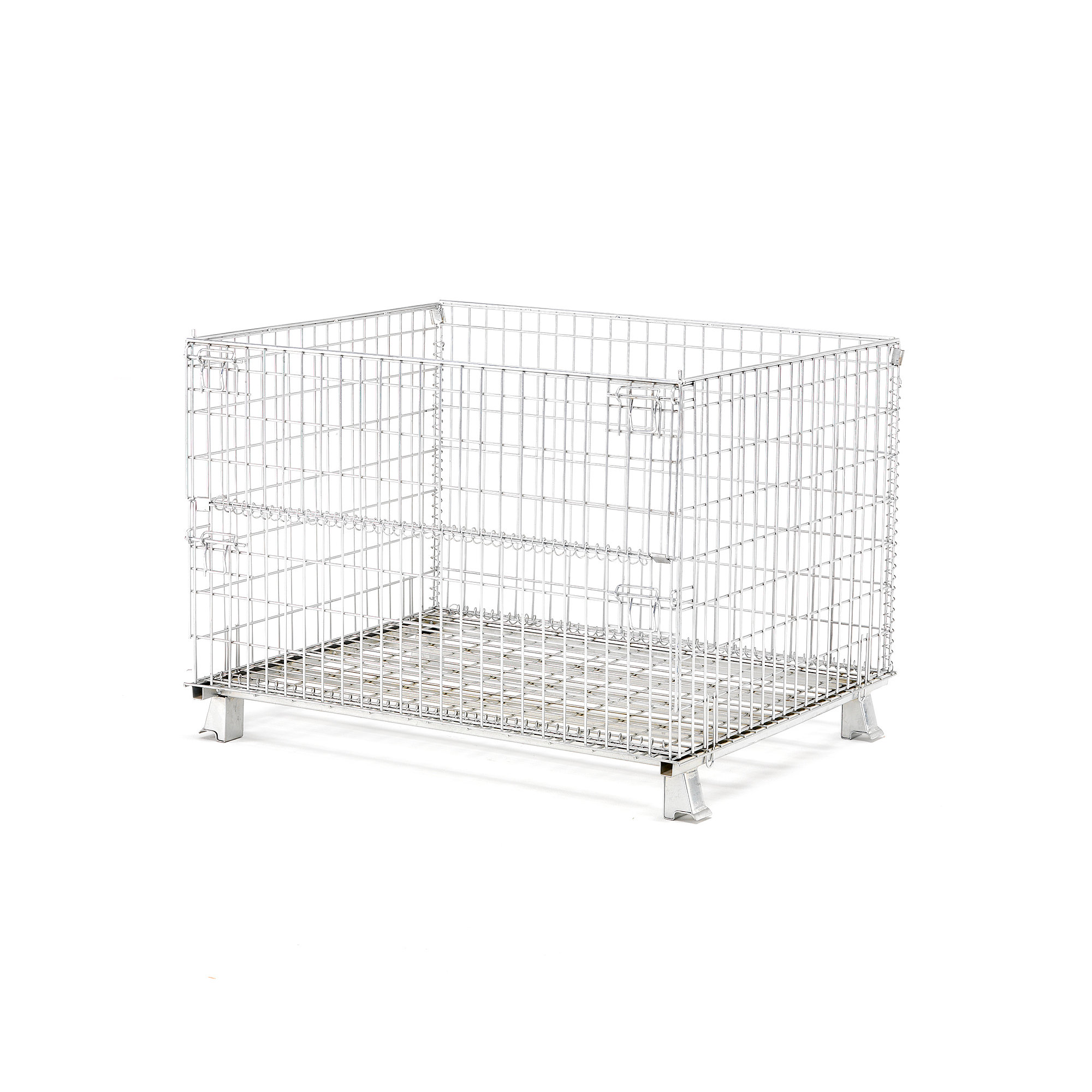 Wire Mesh Container Kg Load X960x900 Mm