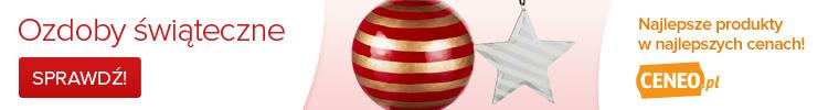 Ozdoby świąteczne - zobacz na Ceneo.pl
