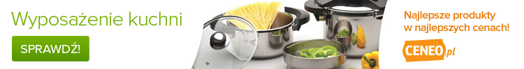 Wyposażenie kuchni - wybierz na Ceneo