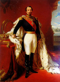 Charles Louis Napoleon Bonaparte, III
