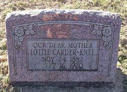 Lottie Carder-Knee