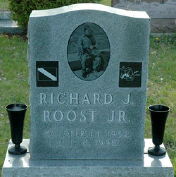 Richard J. Scuba God Roost, Jr