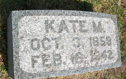 Kate May <i>Burrell</i> Smith