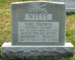 Carl George Witte