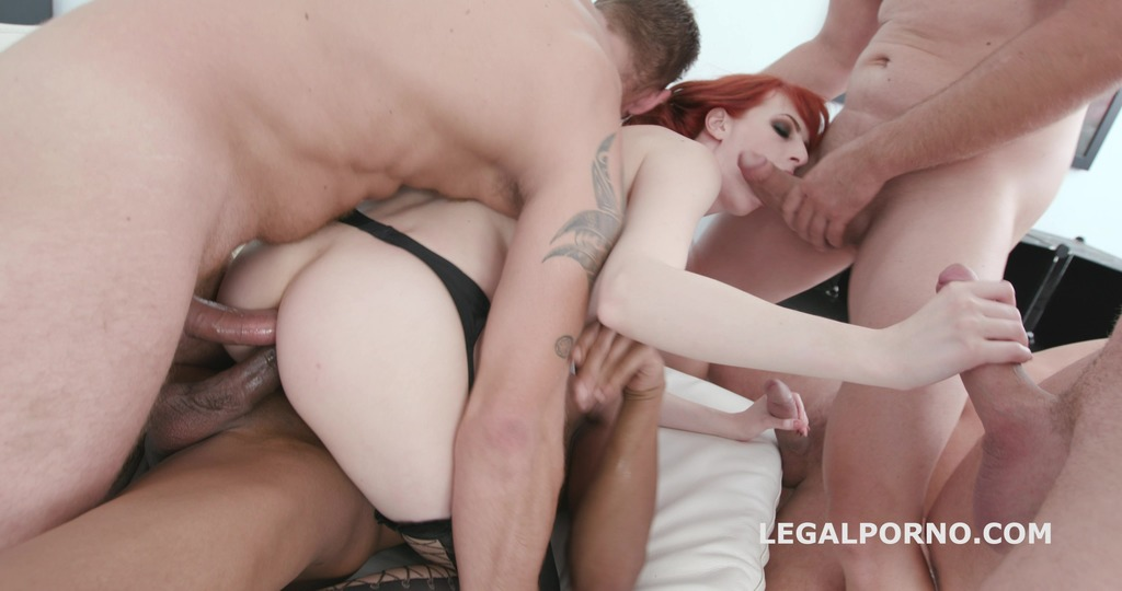 Monsters of TAP, Alex Arper 4on1 Balls Deep Anal & DAP, TAP, TP, Gapes, Creampie Swallow GIO811