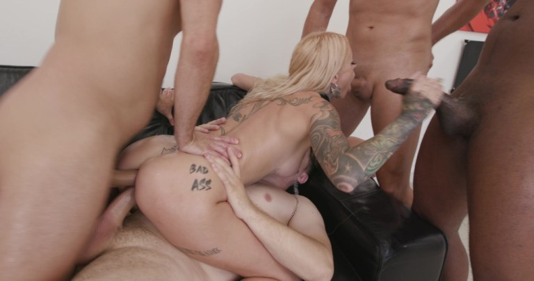 Sasha Beart is Unbreakable #1 Wet, 4on1, DAP, Rough Sex, Gapes, ButtRose, Pee Drink, Creampie Swallow GIO1913