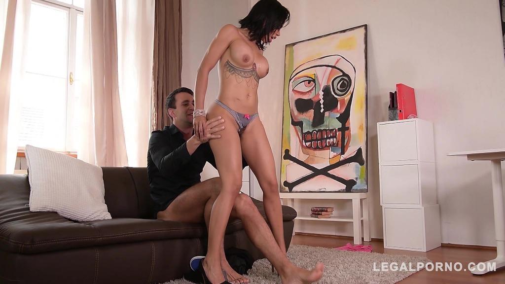 Latina Fucks Small Dick