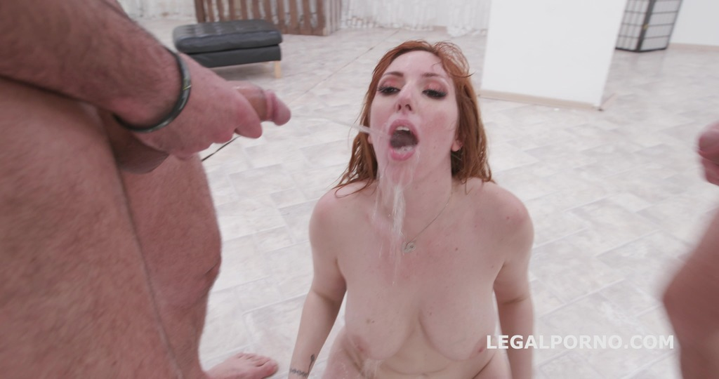 Beer Festival Unbreakable Edition with Lauren Phillips #2 Balls Deep Anal, DAP, Gapes, Pee Drink, Facial and Shower GIO1334
