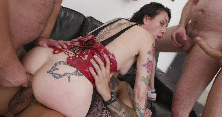Adeline Lafouine is Unbreakable bday party Wet #2, Anal Fisting, DAP, Monster ButtRose, Pee Drink, Squirt, Cum in Mouth GIO1907