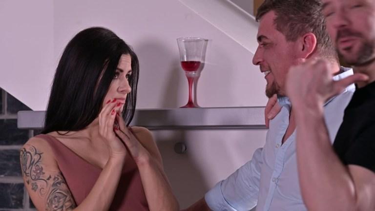 Busty Czech MILF Billie Star Gets Ass Reamed by Her Neighbors GP1712