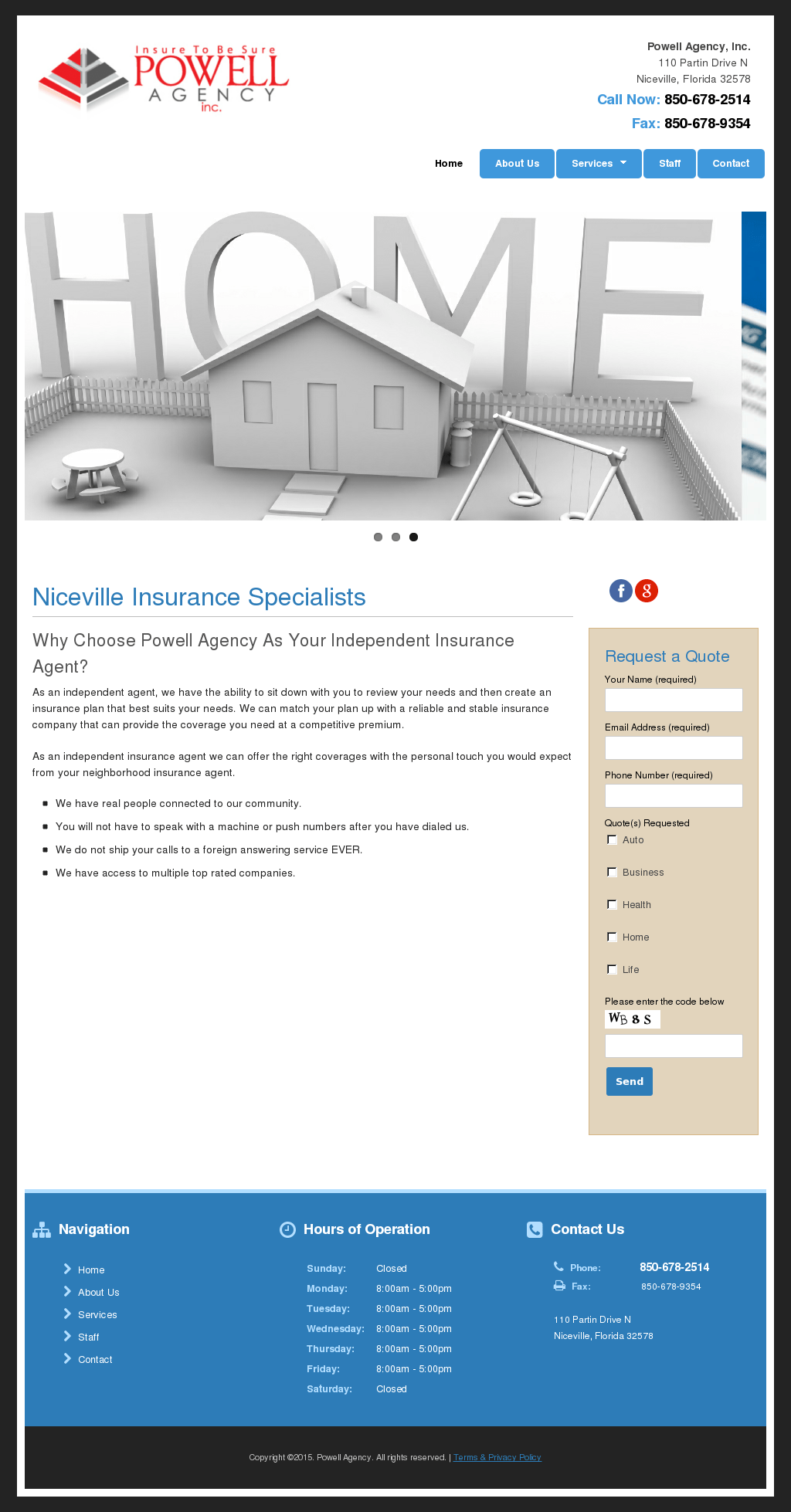 Niceville Insurance Agency