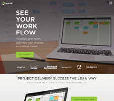 LeanKit Competitors  Revenue and Employees   Owler Company Profile LeanKit website history
