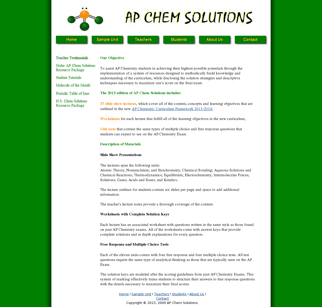 Ap Chem Solutions Worksheet Answers