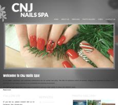 Cnj Nails Spa History