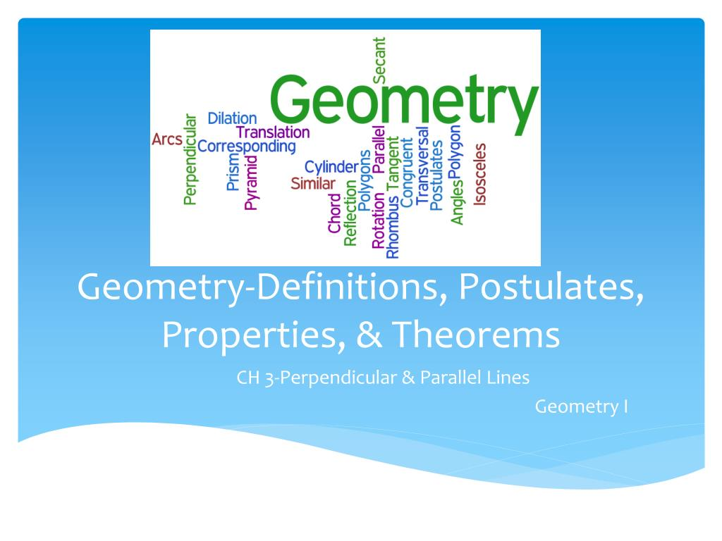 Proof Definition Geometry Quizlet