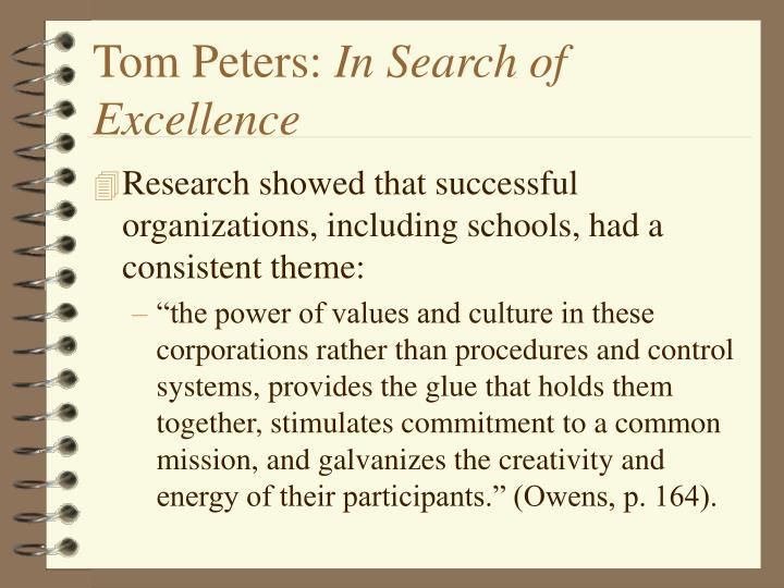 Growth Enhancing Environments: Human Resources