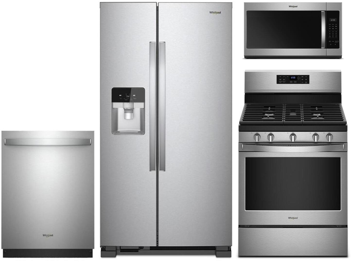 Whirlpool 930185 Kitchen Appliance Packages