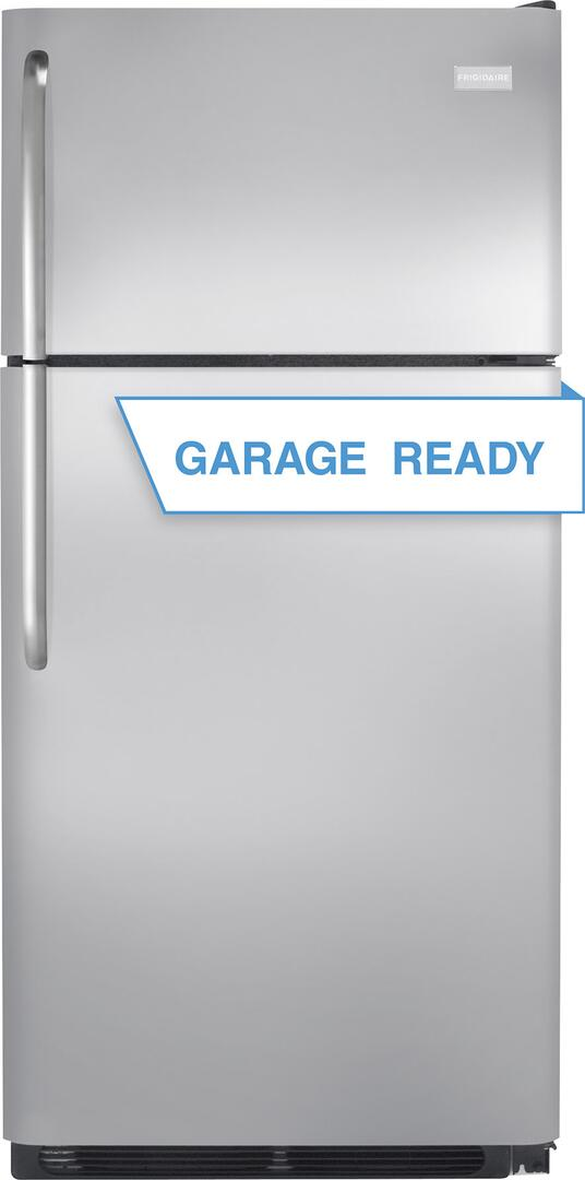 Frigidaire FFTR1821QS 30 Inch Refrigerator With 18 Cu Ft Capacity In Stainless Steel