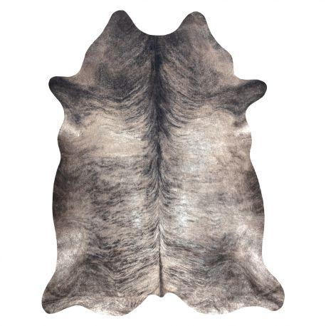 tapis imitation peau de vache vache g5067 4 peau gris tapis modernes