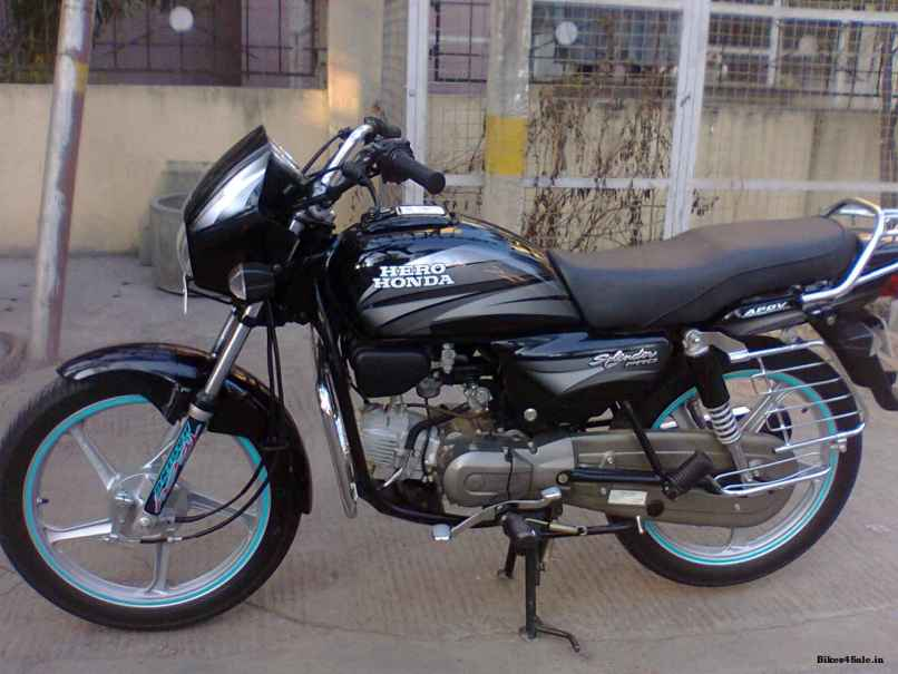 The Best Family Bike Hero Honda Splendor Plus Customer Review Mouthshut Com