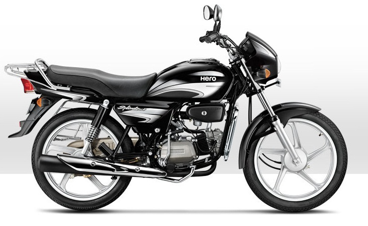 Hero Honda Splendor Plus Image