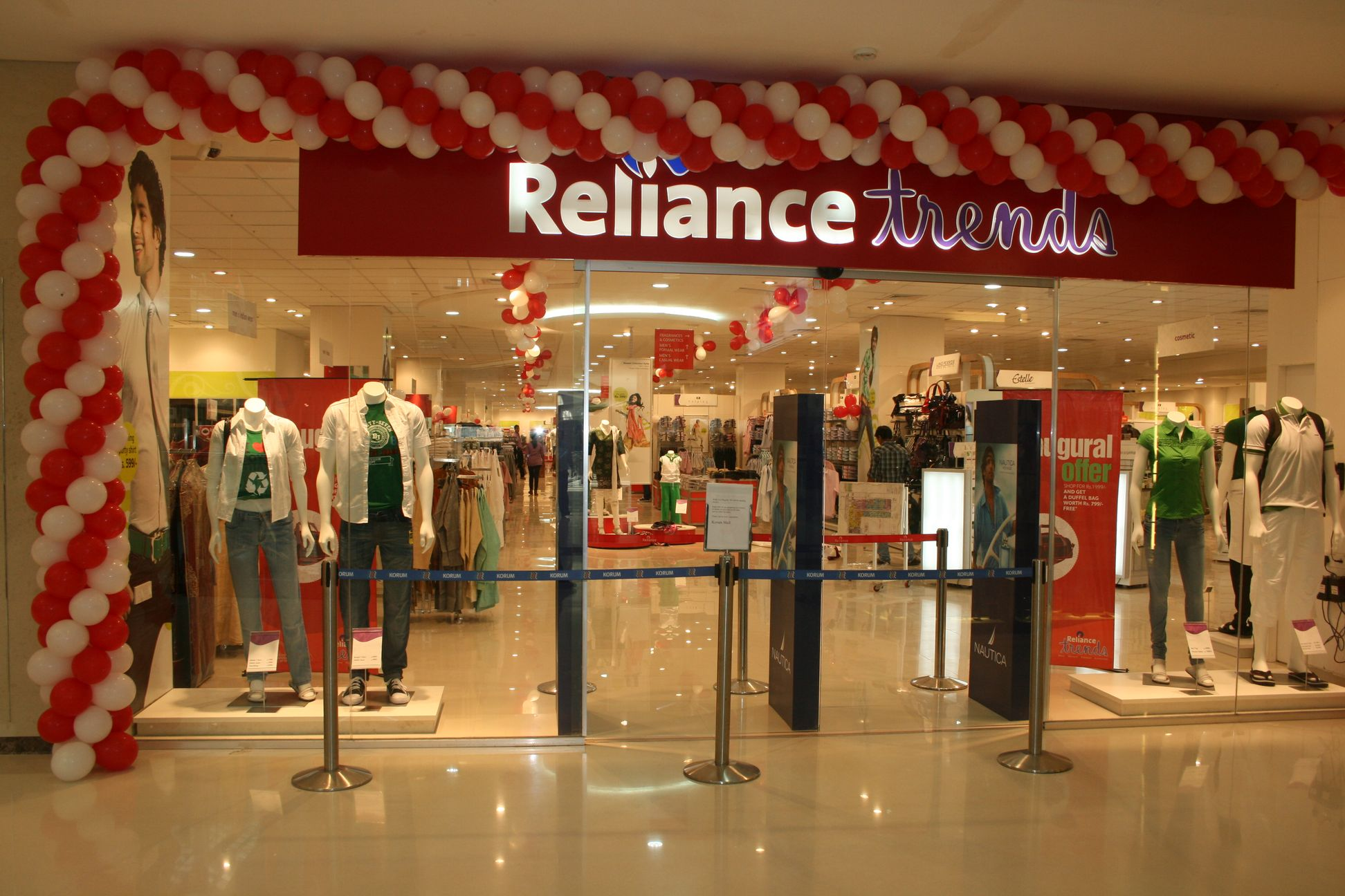 Reliance Fresh Address Ahmedabad