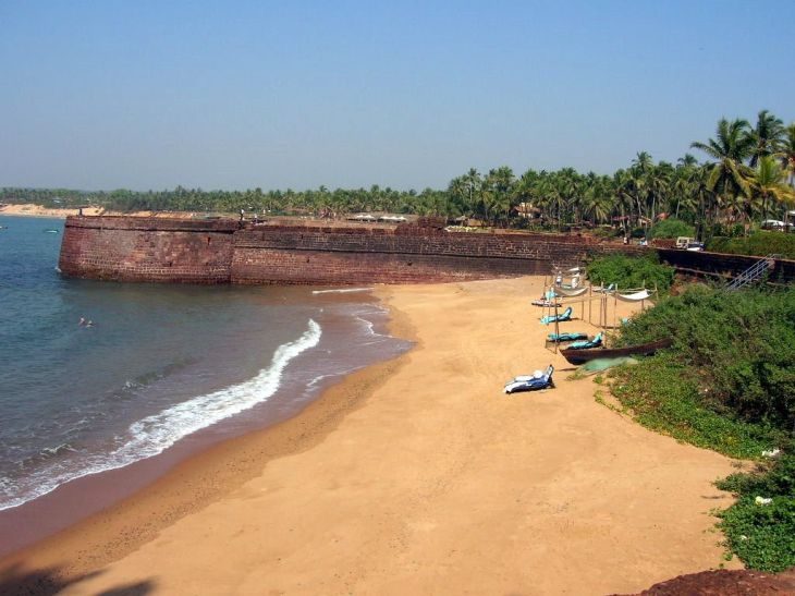 Image result for Candolim Beach photography