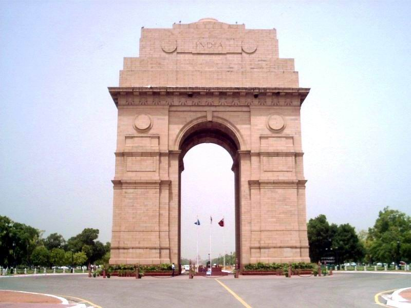 Image result for india gate