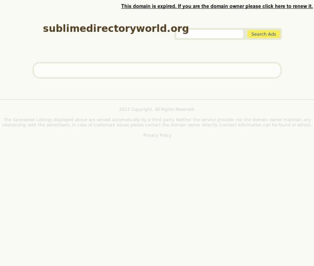 Website History