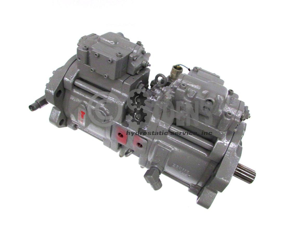 Kawasaki Tandem Pump