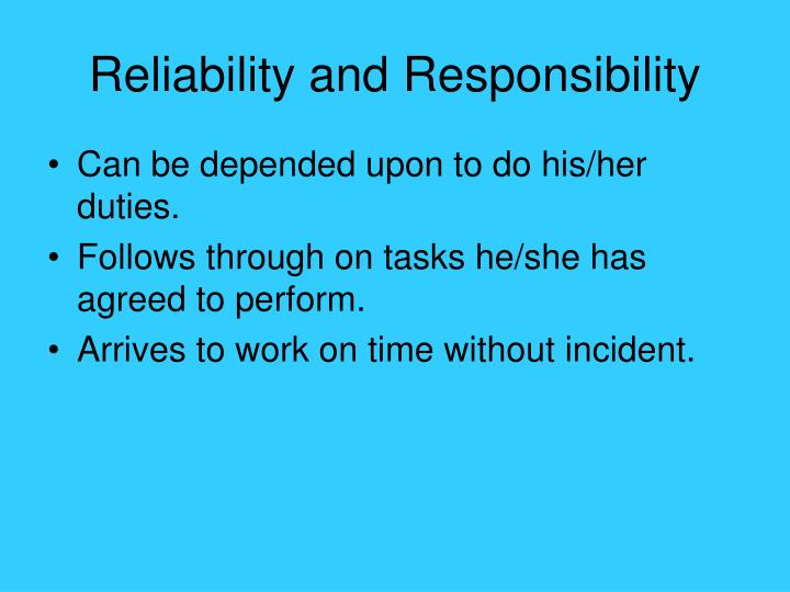 Respect Responsibility And Worksheets