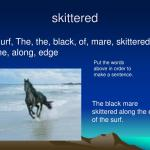 Ppt Black Cowboy Wild Horses Powerpoint Presentation Free Download Id 5617465