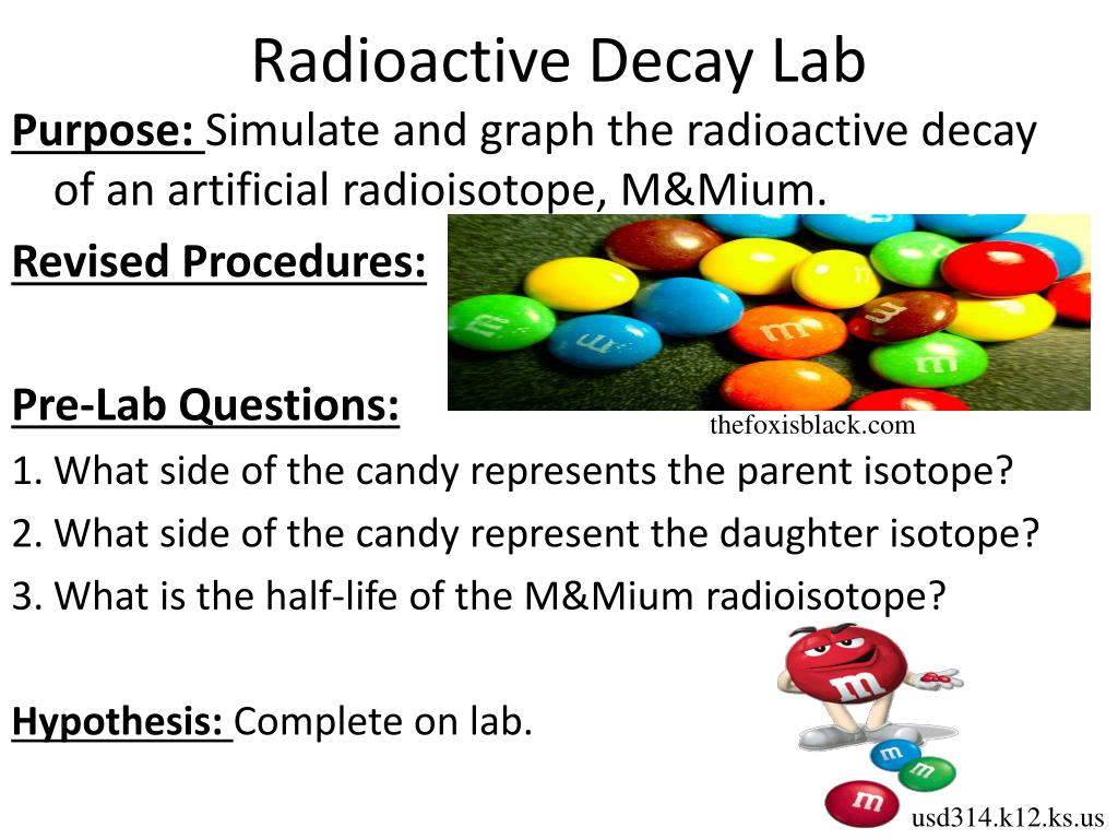 Half Life Of Radioactive Isotopes Worksheet